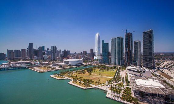 Promoción exclusiva con magníficas vistas al océano en el corazón de Miami | 1