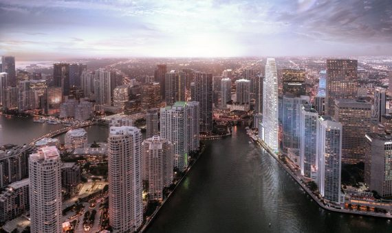 Luxury residential complex branded by Aston Martin in Miami | 4