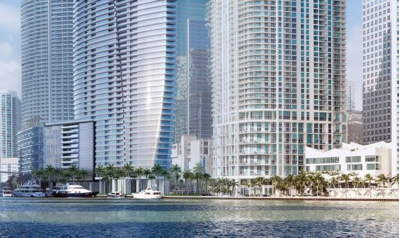Luxury residential complex branded by Aston Martin in Miami | 1