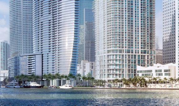Lujoso complejo residencial implementado por Aston Martin en Miami | 1