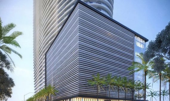 Luxury residential complex branded by Aston Martin in Miami | 2