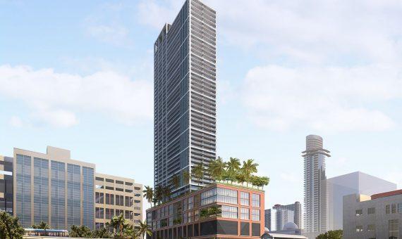 Lujosos apartamentos en una residencia excepcional en la zona privilegiada de Miami | 2