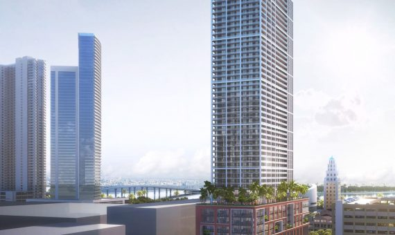 Luxury apartments in an exceptional residence in the prime area of Miami | 1