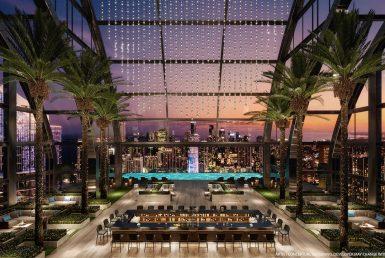Первоклассный проект апартаментов и отельных номеров в центре Майами