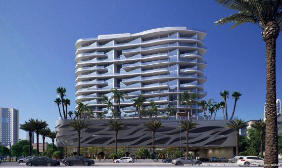 Innovative residential project in the heart of Sunny Isles Beach in Miami, Florida | 2