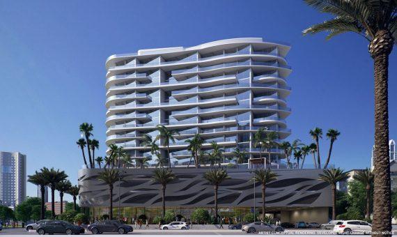 Innovador proyecto residencial en el corazón de Sunny Isles Beach en Miami, Florida | 2