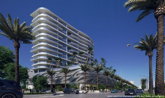 Innovative residential project in the heart of Sunny Isles Beach in Miami, Florida | 3
