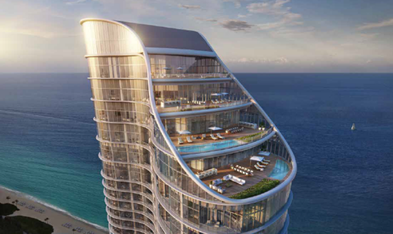 - Luxury Ritz-Carlton Residences in the heart of Sunny Isles Beach, Miami