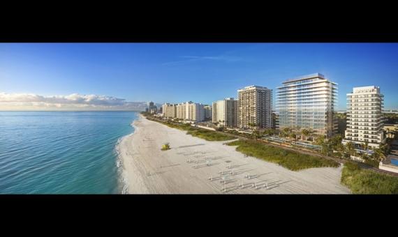 Tropical boutique residences on iconic Millionaire&#;s Row, Miami Beach | 1